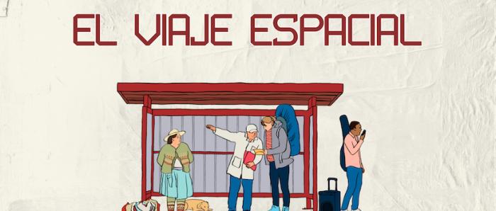 """Documental """"El viaje espacial"""" de Carlos Araya Díaz en Ondamedia"""
