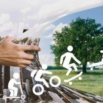Buscan reducir uso del automóvil mediante educación y rescate de hábitos de desplazamiento activo en la población