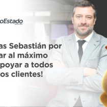 """Bancada PPD recurre a la Contraloría por Sebastián Sichel: """"Usó su cargo en BancoEstado como una vitrina política para sus intereses propios"""""""