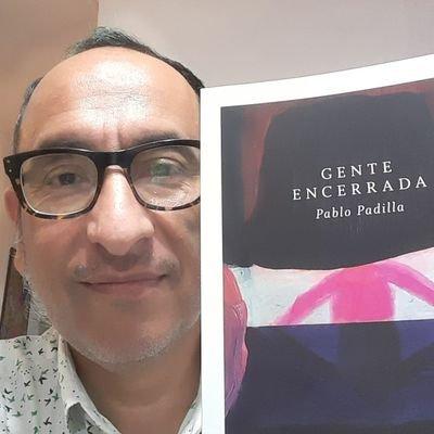 Lanzamiento de libro «Gente encerrada» vía online