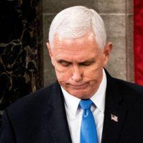 La difícil posición en la que está el vicepresidente Mike Pence y por qué se convirtió en figura clave de la crisis política en EE.UU.