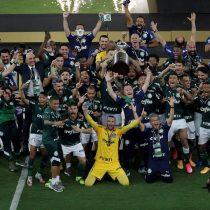 Palmeiras vence con un gol en el último minuto y conquista su segundo título de Libertadores