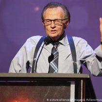 Muere el reconocido entrevistador de radio y televisión Larry King