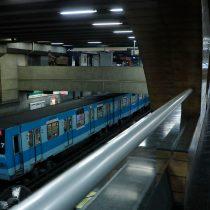 Hasta las 21 horas: desde este lunes extienden el horario del Metro de Santiago