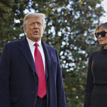 Trump dejó la Casa Blanca y rompió antigua tradición del cambio de mando presidencial