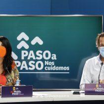 Gobierno detalló entrega de ayudas estatales 2021 a comunas en distintas fases del Plan Paso a Paso