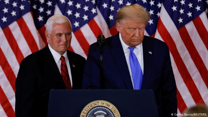 Demócratas presentan acusación contra Trump para iniciar juicio político