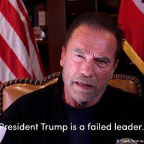 Arnold Schwarzenegger compara asalto al Capitolio con el nazismo en Alemania
