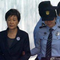 Corea del Sur ratifica condena de 20 años de cárcel para expresidenta por corrupción