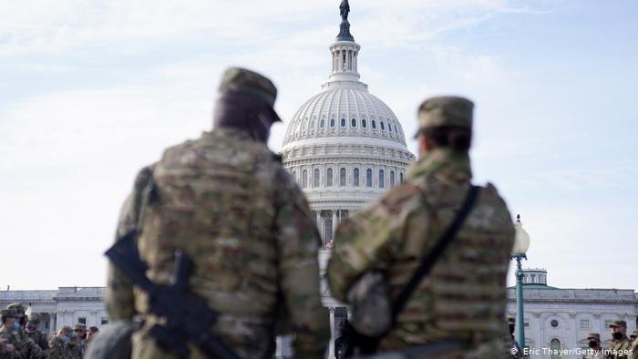 EE.UU., sin evidencia de complot de asesinato en asalto al Capitolio