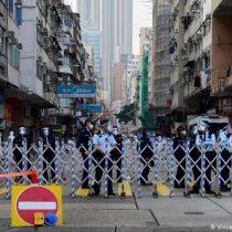 Hong Kong aplica su primer confinamiento desde el inicio de la pandemia