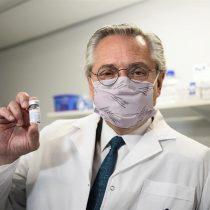 Cuarentena de Piñera obliga a cancelar visita de Alberto Fernández a Chile