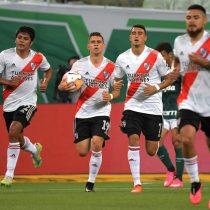 River de Paulo Díaz estuvo a un paso de la remontada y el finalista de la Libertadores es el Palmeiras de Benjamín Kuscevic