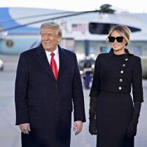 """Trump, en su adiós a la Casa Blanca: """"Estaremos de vuelta de algún modo"""""""