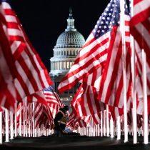 Un día especial en el Capitolio