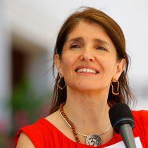 """El despliegue y definiciones de Paula Narváez para hacer despegar su candidatura: """"He tenido conversaciones con distintos sectores más allá de las fronteras del PS"""