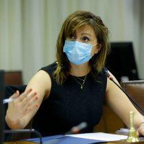 Diputada Loreto Carvajal asumirá en reemplazo de Felipe Harboe en el Senado