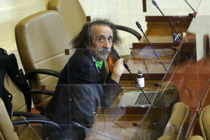 Florcita Alarcón renuncia a la comisión de Cultura por denuncia de abuso sexual y Mesa de la Cámara pide investigación