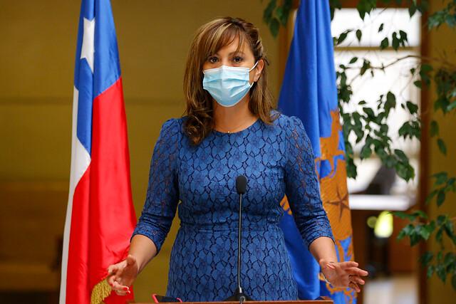 Diputada Loreto Carvajal ocupará el lugar de Harboe en el Senado