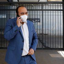 Chahin sigue enojado con el PS y lo acusa de romper el pacto para las elecciones municipales