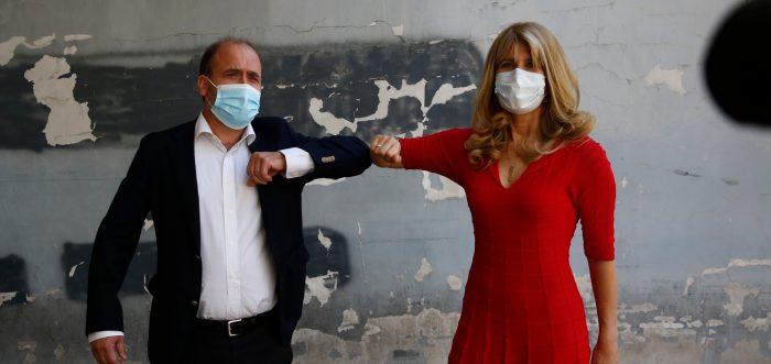 DC aplaza para el 24 de enero las primarias presidenciales entre Ximena Rincón y Alberto Undurraga