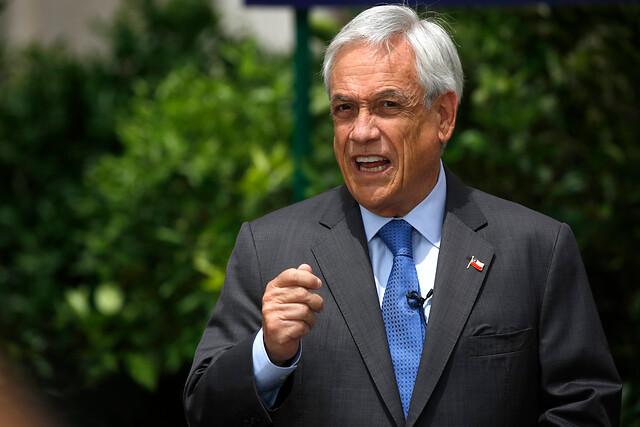 Pandemia: Piñera aterriza plan nacional de vacunación COVID-19 y reitera cobertura de 15 millones de personas el primer semestre