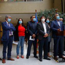Por unanimidad bancada de diputados del PS expresa su apoyo a Paula Narváez