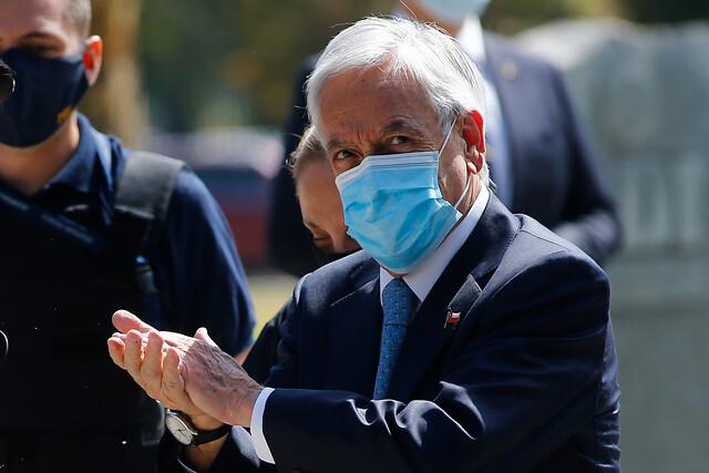Piñera y cambio de mando en Estados Unidos: