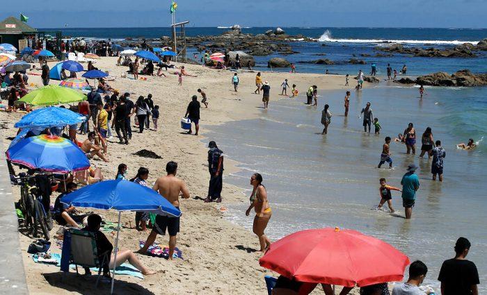 Permiso de vacaciones: municipios preocupados por retroceso de comunas turísticas por alta tasa de contagios