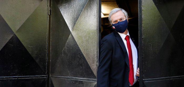 """Chile Vamos no logra bajar decibeles de conflicto: Monckeberg admite que un nuevo pacto con José Antonio Kast """"no va a resultar"""""""
