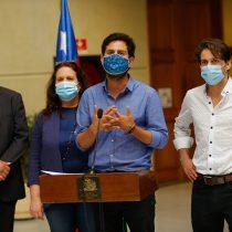 Parlamentarios de oposición presentan proyecto para cesar en sus cargos a autoridades imputadas por corrupción