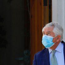 """Las """"cifras alentadoras"""" de Paris: Colmed cuestiona a ministro de Salud y advierte sobre la pandemia que """"no estamos en un buen escenario"""""""