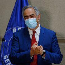 Chauhán en la ruta de Carlos Larraín: pide que al Tribunal Supremo de RN que se suspenda el Consejo General