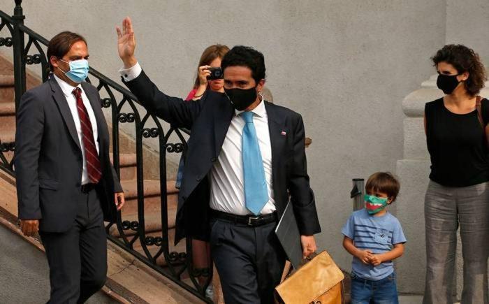 Briones optimista con su precandidatura presidencial:
