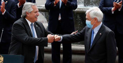Chile y su política vecinal a propósito de la visita de Alberto Fernández