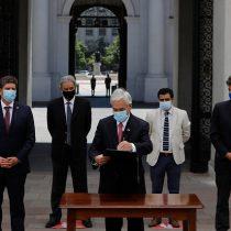 Piñera promulga Fogape Reactiva que amplía beneficios de créditos para las mipymes
