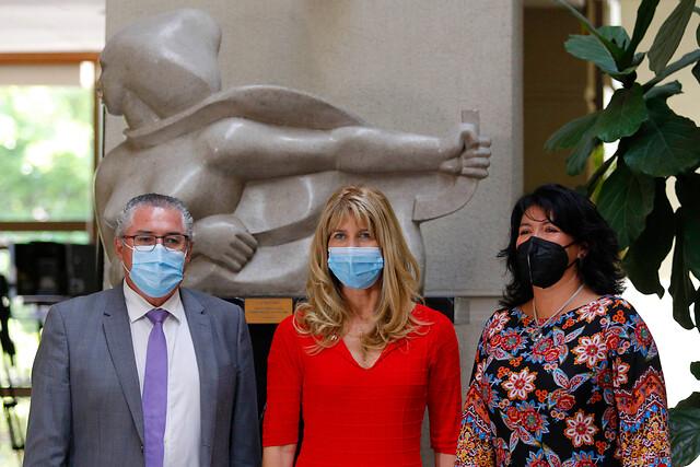 Senadores DC respaldan camino presidencial de Ximena Rincón y deslizan crítica a Briones por definir