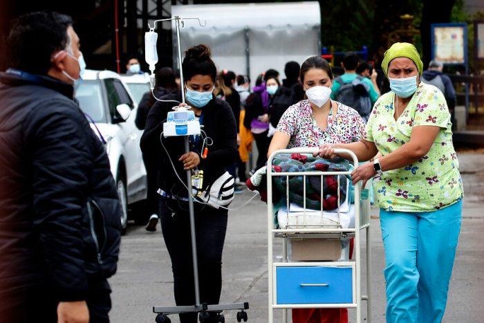 Incendio en Hospital San Borja Arriarán obliga a evacuar a personal y pacientes