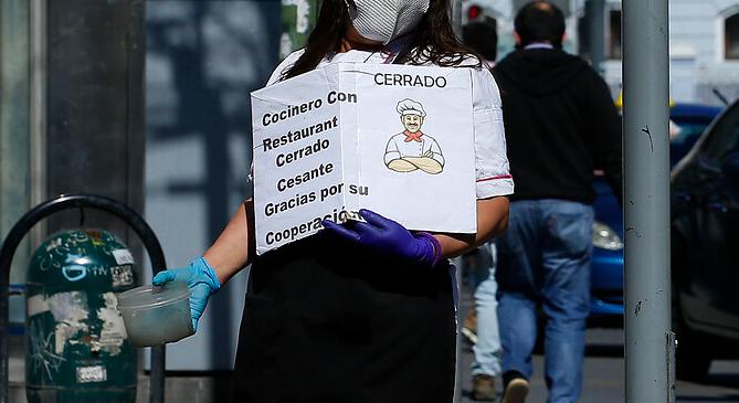 Cesantía en Chile: cerca de un millón de personas ha recurrido a la AFC para solicitar seguro
