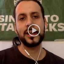 """Andrés Giordano: """"Lo másterrible que puede ocurrir es que tengamos una Constitución de mínimosdonde no logremos avanzar en el reconocimiento de derechos sociales"""""""