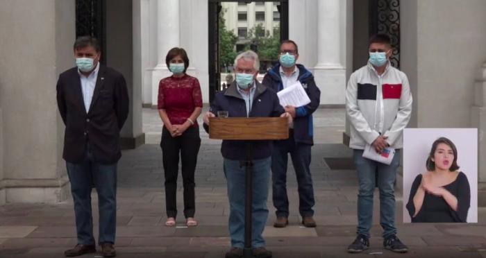 Covid-19 en Chile: 82 fallecidos en la última jornada y más de cuatro mil casos diarios por tercer día consecutivo
