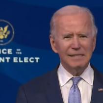 Biden exige a Trump que salga en televisión y zanje el