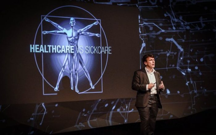 """Tecnología para cuidar la salud y """"el internet de las cosas médicas"""""""