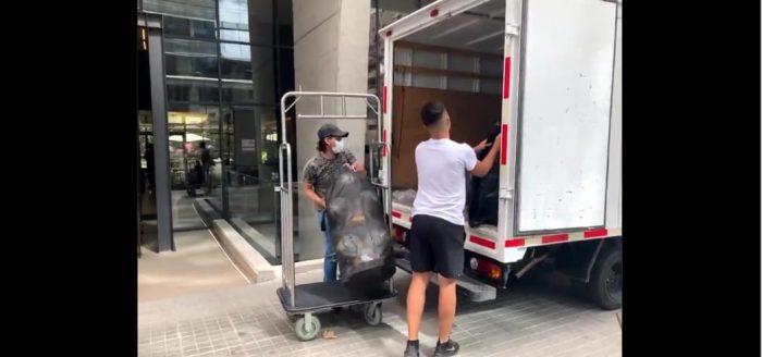 Carabineros y PDI llegan al hotel de Defensa y Justicia: argentinos estaban preparando su partida a pesar de advertencia del Minsal