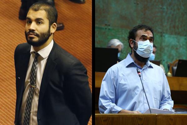 Los discursos de despedida de Renato Garin y Hugo Gutiérrez en su último día como diputados