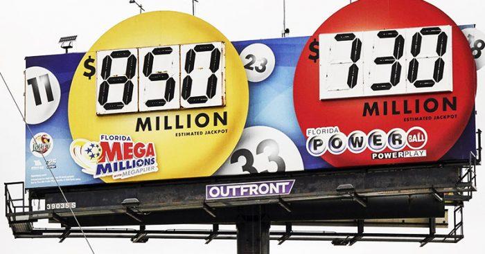 Miles en Chile quieren ganar 850 millones de dólares de la mayor lotería de EEUU