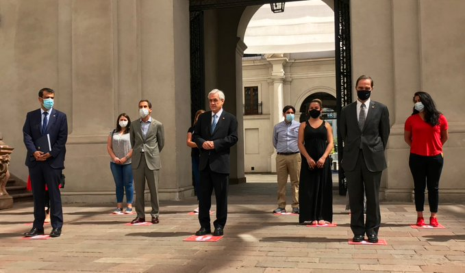 Piñera pone suma urgencia al proyecto que crea Defensoría de las Víctimas
