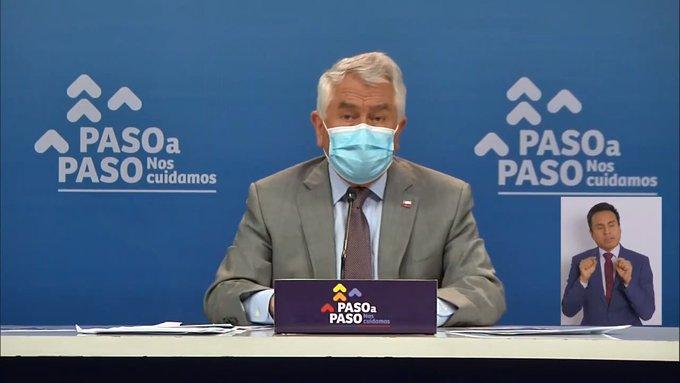 Variante Delta: Ministerio de Salud reconoció excepción humanitaria para primer caso de nueva cepa Covid-19 en Chile
