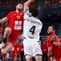 Mundial de Handball: Chile pierde ante Macedonia del Norte y deja el campeonato internacional