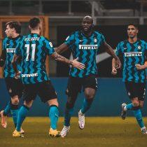 """Inter se impuso 2-1 en el derbi contra AC Milán: los """"Nerrazzurri"""" clasifican a semifinales de la Copa Italia"""